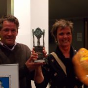 De trotse winnaars!