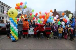 dorpshart geopend