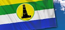 Boekelose vlag